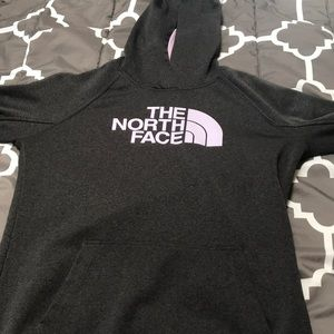 North Face Athletic Sweatshirt